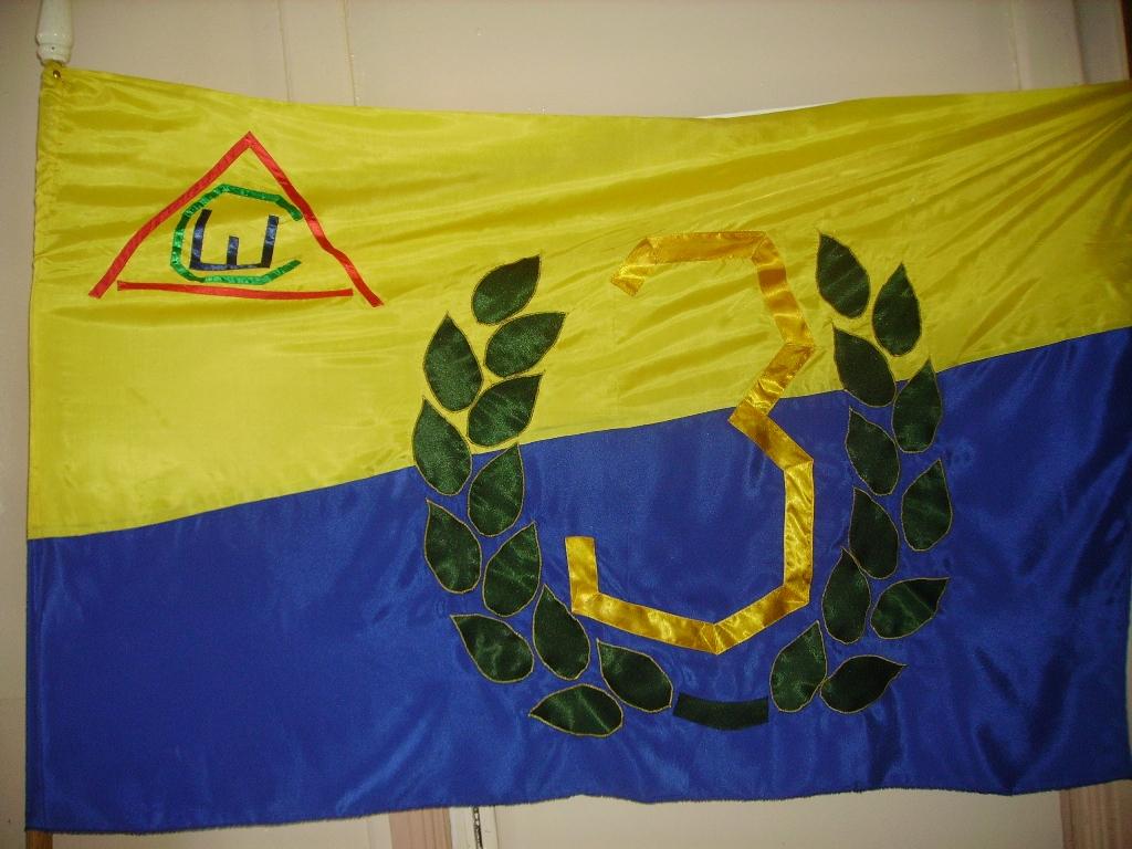 Флаг МБОУ СОШ №3
